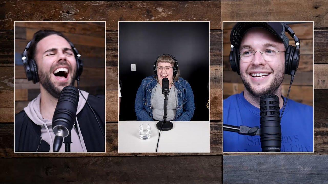 #780 - Optics, Almonds & Asthma with Toni Lodge - The Daily Talk Show