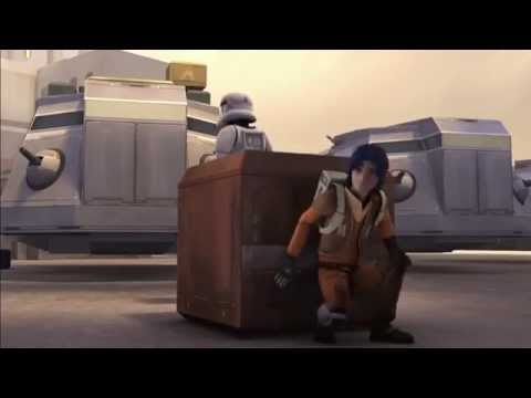 Star Wars Rebels •│Parody Wars Part One│• YOU HAVE TO WATCH!!! (≧◡≦)