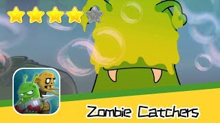 Zombie Catchers Day82 Walkthrough Let's hunt zombies ! Recommend index four stars