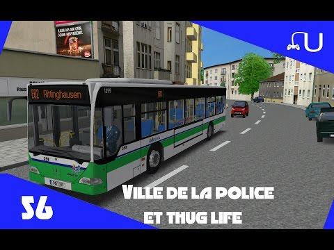 La Chronique du Conducteur de bus #56 [C'est la ville de la police,Thug Life]