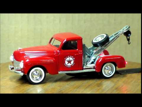 Texas tow truck