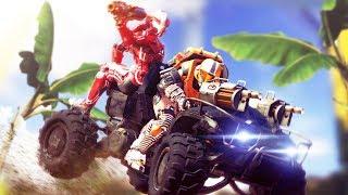 Halo 5 - Ad Victoriam Mongoose Challenge! (ft. UberNick)