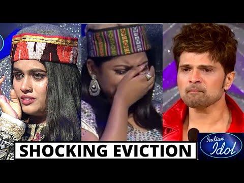 Download Shocking Elimination of indian idol 12 8 August 2021  - Today Episode -  Pawandeep Rajan, Arunita