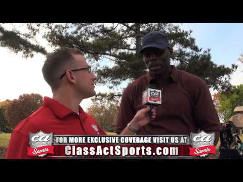 NBA Champ Kevin Willis Interview w/ Class Act Sports