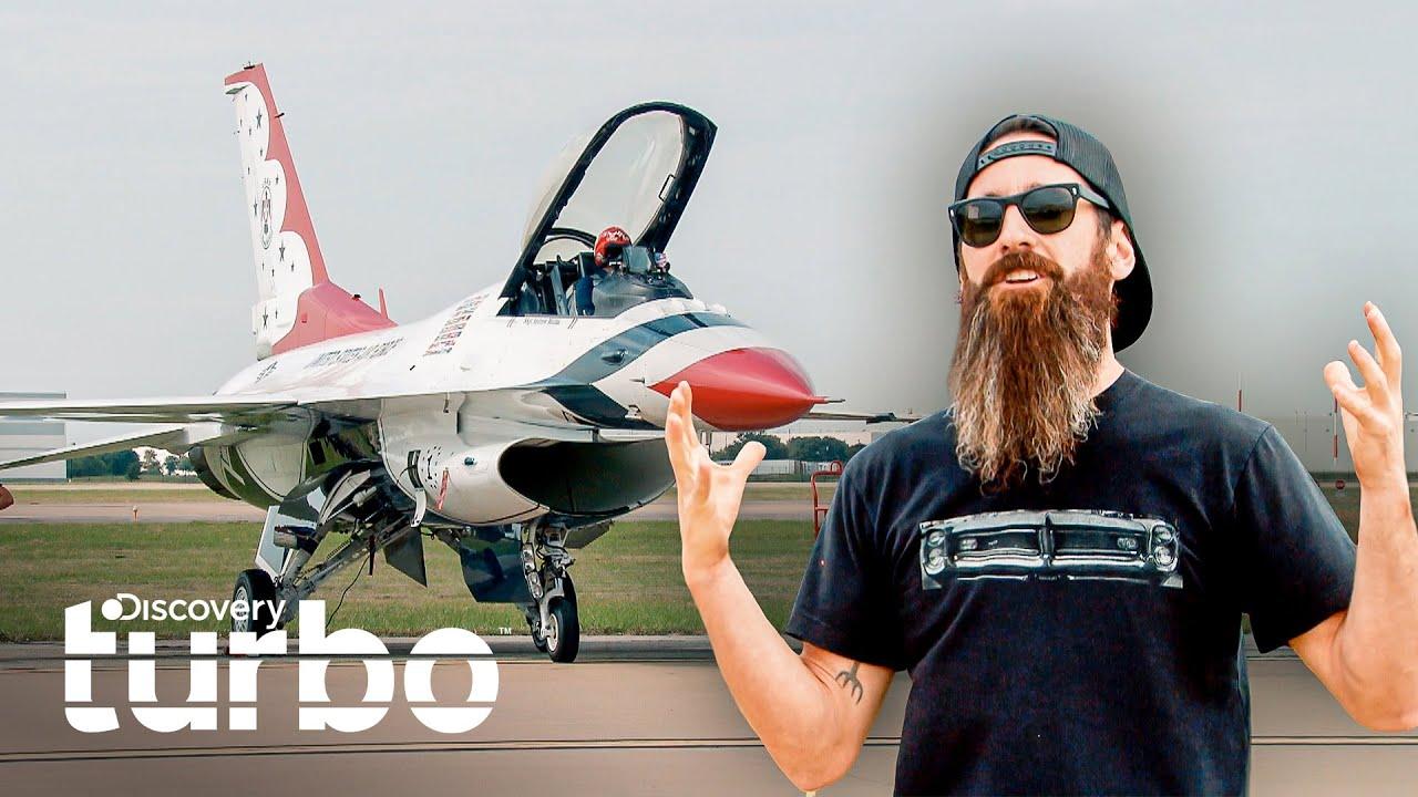 ¡Nuevos aires! Se fueron a conocer a los Thunderbirds | El Dúo mecánico | Discovery Turbo