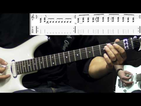 Slayer - Postmortem - Metal Guitar Lesson Part 1 (w/Tabs)