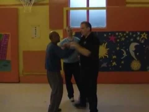 Paul Smith's Wing Chun: Chum Kiu Applications Promo