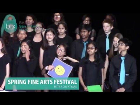 6th Grade Concert Choir Basis San Antonio Medical Center 2016