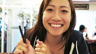 VANCOUVER Part 1 - FOOD WITH LEENDA!   Daily Vlog 79