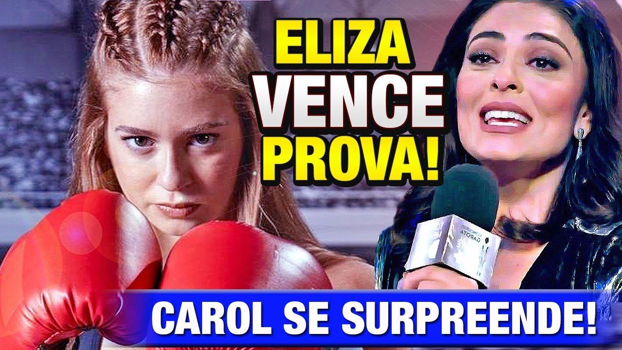 Totalmente Demais – Eliza é ARRASA no boxe, surpreende jurados e vence a 4ª prova do concurso!