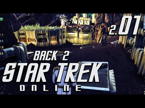 Back 2 Star Trek Online #1 Karrieresprung zum Admiral Delta Rising deutsch HD