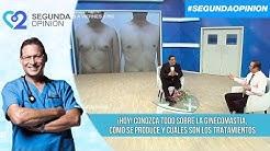 Ginecomastia: Cómo se produce y cuáles son los tratamientos