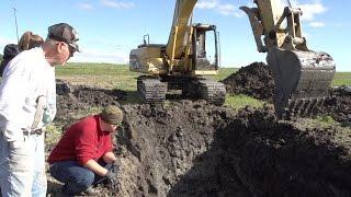 Mammoth Excavation Near Chelsea, Michigan thumbnail