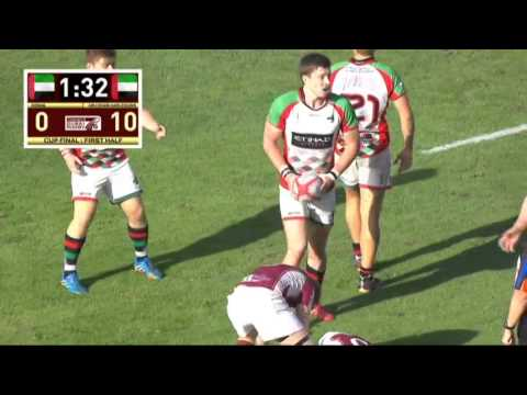 Emirates Airline Dubai Rugby Sevens - Gulf Men's Final - Doha vs Abu Dhabi Harlequins
