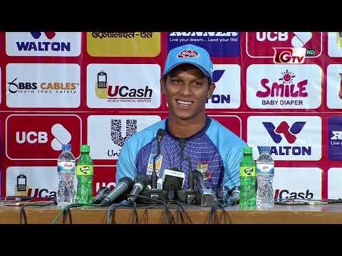 Saifuddin's Press Conference After Bangladesh vs Zimbabwe 2nd ODI Zimbabwe tour of Bangladesh 2018