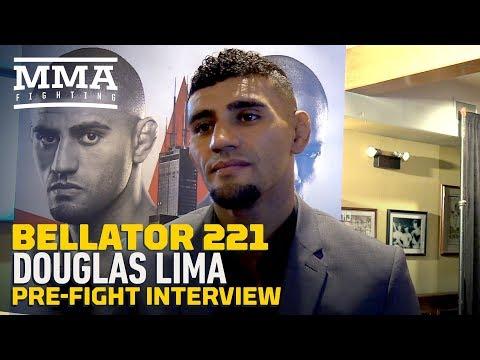 Bellator 221: Douglas Lima Says He Belongs In Conversation Of Greatest Bellator Fighter Ever