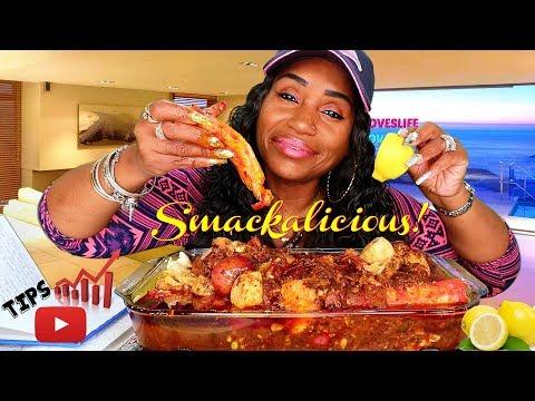 Seafood Boil, SassEsnacks Gofundme, Youtube Tips Part 2