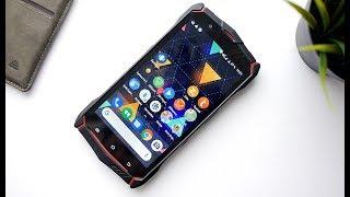 видео Первый тест в России супер-защищенный смартфон Sony