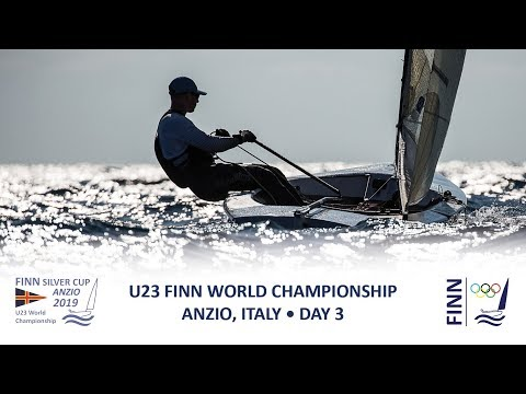 Highlights from Day 3 of the 2019 Finn Silver Cup