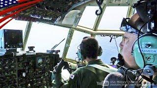 航空自衛隊C-130コックピット映像:日米豪合同訓練コープ・ノース・グアム2018 thumbnail