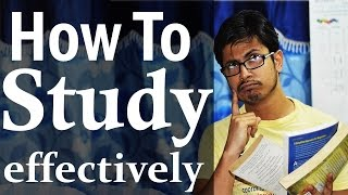 How to study effectively for exams | 5 tips for studying effectively