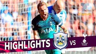 Huddersfield vs. Tottenham: 0-2 Goals & Highlights | Premier League | Telemundo Deportes
