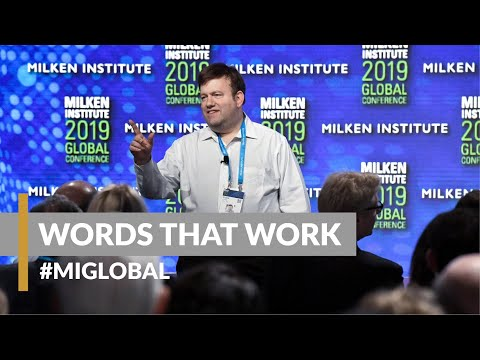 Words That Work: A Workshop With Frank Luntz