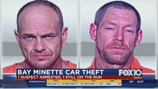 Bay Minette car theft suspects