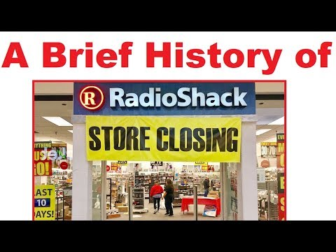 RadioShack (A Brief History)