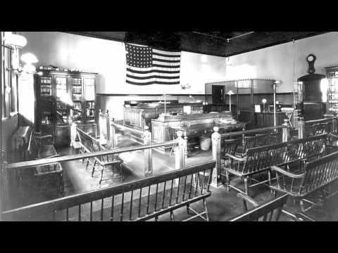 LIS 5313 Digital Story - The Groveland Four