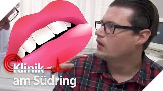 Ich hab dicke Lippen: Internet-Recherche endet mit Fail | Klinik am Südring | SAT.1