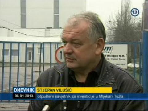 Mljekara Tuzla  Slovenska Mljekara