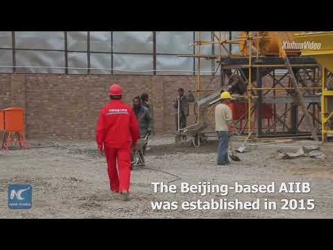 Afghanistan obtains AIIB permanent membership