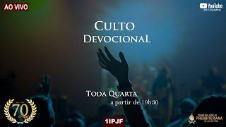 CULTO DEVOCIONAL - 13/01/2020