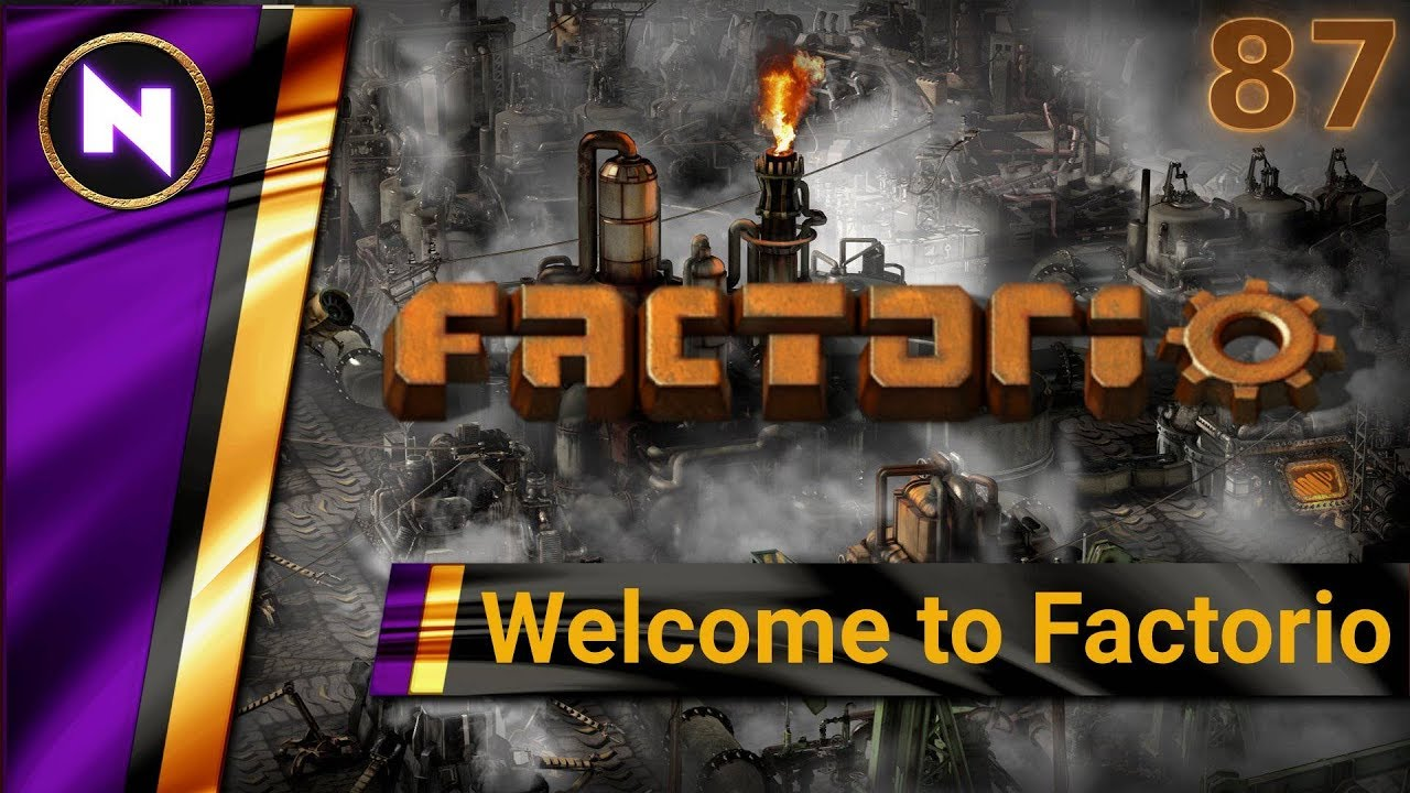 Welcome to Factorio 0 17 #87 BEACONED SMELTING DESIGN