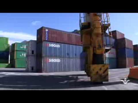 Infraestructura del Puerto de Santa Cruz de Tenerife