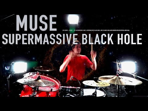 Muse - Drum Cover - Supermassive Black Hole