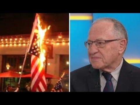 Dershowitz: Let's bring the debate back to the center