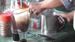 Real Lao Coffee in Luang Prabang, Laos