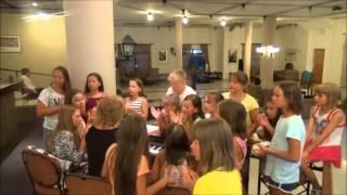 Спортивный клуб Аквилль Кипр лагерь урок музыки и вокала