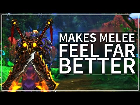 An Easy Camera Tweak That Makes Playing Melee Far Nicer - WoW Legion