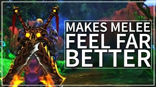 An Easy Camera Tweak That Makes Playing Melee Far Nicer - WoW Legion