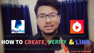 Create PayPal account|How to link PayPal with Vigo video|PayPal verified|master your mobile