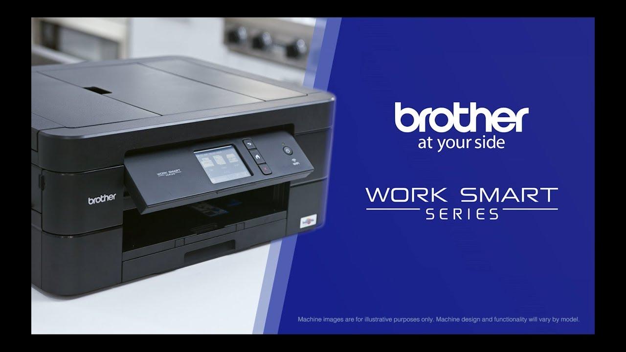 Brother Inkjet Printer MFC-J491DW, MFC-J497DW, MFC-J690DW & MFC-J895DW for  home office, dorm room