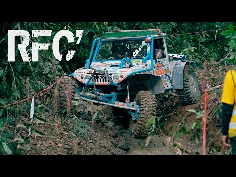 Rainforest challenge 2015 [RUS]