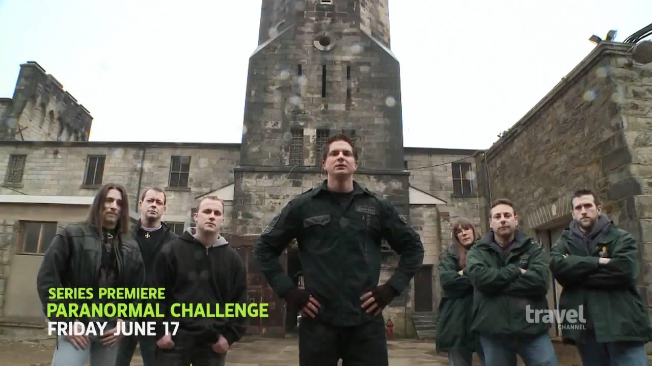 paranormal challenge en francais