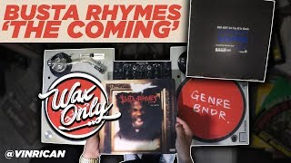 Discover Samples On Busta Rhyme's 'The Coming'