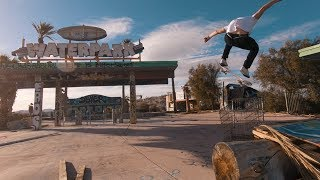 GoPro: Dreamy Skate Follow Cam with FPV Drone