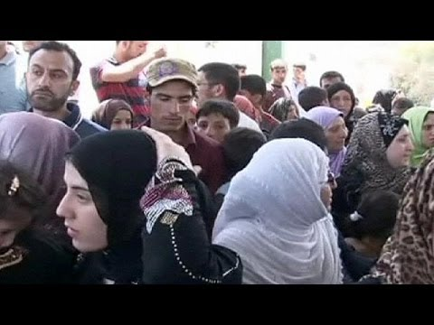 Iraq: half a million people flee violence in Mosul