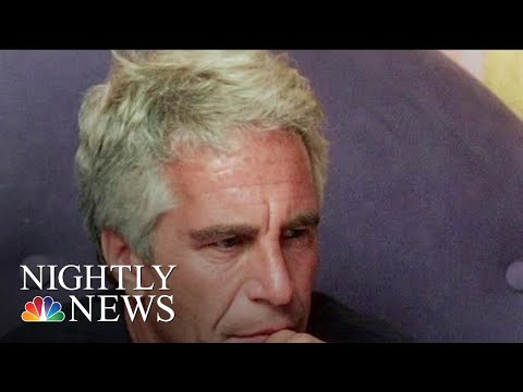 Jeffrey Epstein On Suicide Watch After He Was Found Injured In Cell, Sources Say | NBC Nightly News